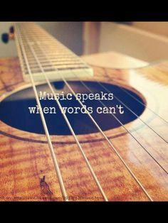 Music...ahhh
