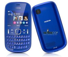 Nokia Asha 200 – For social networking freaks.