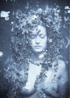 The Ice Queen Fairy Tale | ICE QUEEN by Richard Desmarais, via 500px | fairy tales