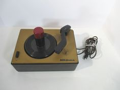 #Phonograph Record Players RCA Victor Vintage 1950s Bakelite Case Auto Drop #RecordPlayer