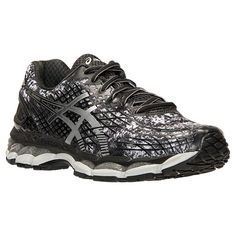 Men's Asics Gel Nimbus 17 Print Running Shoes - T507Q 293 | Finish Line