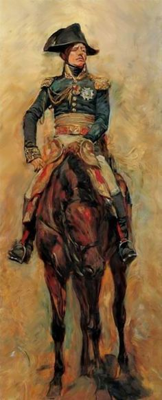 painting or portrait of general louis michel letort de lorville - Google Search