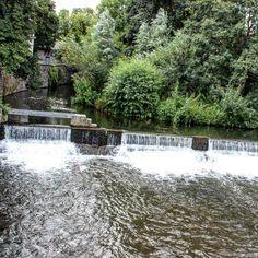 Am Fluss #erfurt #gera