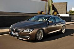 """The BMW 6 Series Gran Coupe is a new 4-door, 4+1 seat addition to the 6 Series line that successfully combines the stunning proportions, design and driving dynamics of the 6 Series Coupe with interior room and amenities for up to five passengers."""