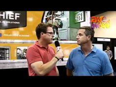 E4 AV Tour: rAVe Founder Interviews Almo Pro A/V's Sam Taylor in DC During Set-Up