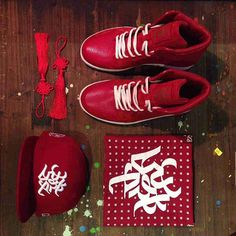 "Air Jordan 1 Retro High ""Chinese New Year"" Customs - SneakerNews.com"