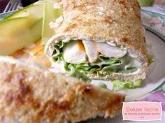 Dukan- o metodă controversată de a lupta cu kilogramele – Cura de slabire Diet Recipes, Cooking Recipes, Healthy Recipes, Dukan Diet, Tacos, Wrap, I Foods, Entrees, Food And Drink