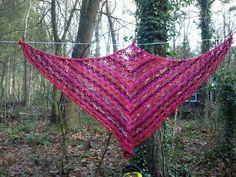 South Bay shawl