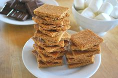 Finally! You can make a Gluten-Free Graham Cracker! Just follow this recipe, pack up in an airtight container and you are now all set to enjoy s'mores on your next camping trip or a night around the backyard fire pit.