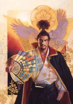 Oda Nobunaga - Dance of Atsumori