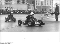 Germany Vintage Go Karts, Karting, Germany, Cars, History, Vehicles, Beautiful, Autos, Historia