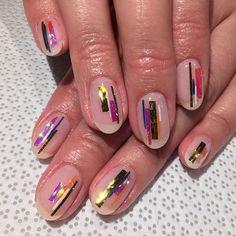 @macokwsk #VPMaco #handpainted #gelnail #nailart #VPOfficialIG #VanityProjectsNYC