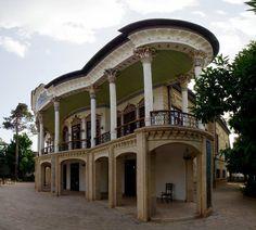 Shapouri's House in Shiraz By : Arash Ramezani