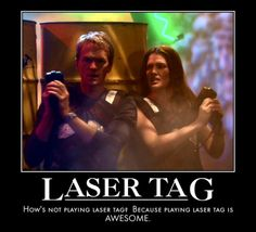 To play Laser Tag with Barney Stinson Laser Tag Birthday, Laser Tag Party, How I Met Your Mother, Barney Stinson Quotes, Intense Games, Stupid Love, Himym, Tv Show Quotes, I Think Of You