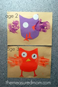 Letter O Crafts for Preschool & Kindergarten