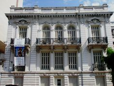 https://flic.kr/p/4SVRut | Athens, Greece | Museum of the city of Athens (Vouros mansion).