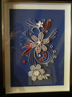 Fleur inspiré du blog de Neli