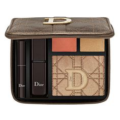 Dior 'Haute Couture' Palette (250 BRL) ❤ liked on Polyvore featuring beauty products, makeup, beauty, eyeshadow, cosmetics, gift set beauty only, gift/operational, women, bag makeup and palette makeup
