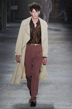 Alexander McQueen SS 2012 men's collection