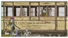 "100 ANOS DA MORTE DE HECTOR HUGH MUNRO ""SAKI"" "" El contador de cuentos""  SIGNATURA: L-I/2138 http://kmelot.biblioteca.udc.es/record=b1414204~S1*gag"