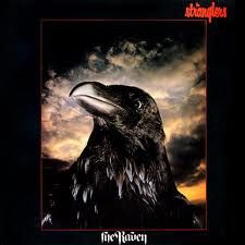 On this date in The Stranglers released their fourth studio album, The Raven . Greatest Album Covers, Classic Album Covers, Lp Cover, Cover Art, Lps, Pochette Album, Great Albums, Thing 1, Psychobilly