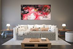 Items similar to Large Modern Wall Art Painting,Large Abstract Painting on Canvas,texture painting,gold canvas painting,gallery wall art on Etsy Large Abstract Wall Art, Large Canvas Art, Large Painting, Textured Painting, Gold Canvas, Painting Canvas, Large Art, Oversized Wall Decor, Oversized Canvas Art