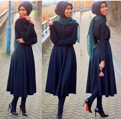 Basma_k #hijabfashion