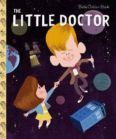 "If ""Doctor Who,"" ""Breaking Bad"" were Little Golden Books"