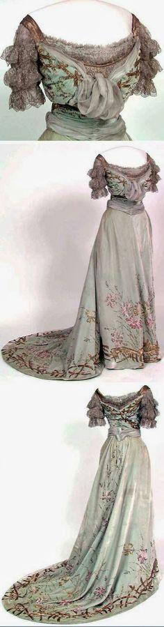 i love historical clothing: edwardian women's fashion
