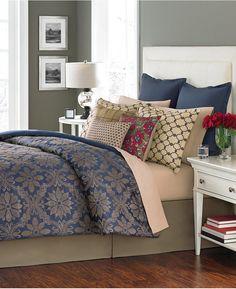 Martha Stewart Collection Rosario 14 Piece California King Comforter Set - $134.99