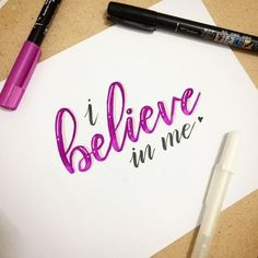 🌸 the study channel 🌸 Calligraphy Quotes Doodles, Calligraphy Drawing, How To Write Calligraphy, Calligraphy Letters, Typography Letters, Calligraphy Markers, Hand Lettering Quotes, Creative Lettering, Brush Lettering