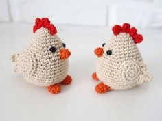 Crochet chicken pattern Crochet chicken pattern Related posts:English version Amigurumi Free Pattern 2019 new amigurumi,yarn, crochet, baby,do.Owl Ornaments The Best Crochet PatternsWe will share a wonderful. Crochet Easter, Easter Crochet Patterns, Crochet Patterns Amigurumi, Crochet Dolls, Crochet Birds, Amigurumi Minta, Chicken Pattern, Crochet Chicken, Easy Knitting Projects