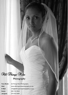 RUSTENBURG: We are photographers passionate about capturing the essence of your occasion; your special moments that will become loved memories.  Our photography services include wedding-shoots, outdoor-shoots, children-shoots, couple-shoots, engagement-shoots, family-shoots, birthdays and much more. All Things Nice photography is situated in Rustenburg, North West, South Africa. Amazing Photography, Wedding Photography, Wedding Shoot, Wedding Dresses, Outdoor Shoot, Smile Because, Photography Services, Couple Shoot, Engagement Shoots