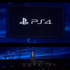 Meet PlayStation 4, Sony's New Gaming Console he was so close to getting this but... I went into labor a month early... Oops! he got his first son though :-)