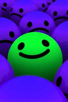 No dejes q lo que te rodea arruine tu felicidad
