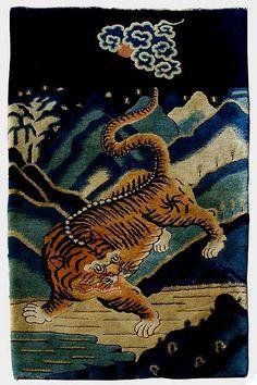 tibetan-rug-tiger