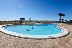 Pool at Emerald Towers Resort