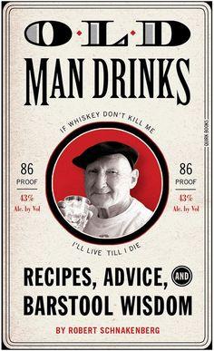 Penguin Random House Old Man Drinks