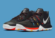 382d7269c34 TV Sitcom Friends and Kyrie Irving To Release Nike Collaboration Soon