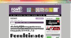 Betűtípusok letöltése és telepítése Font Identifier, Top Fonts, Font Squirrel, Glyphs, Advertising, Prints, Blog, Printed, Art Print