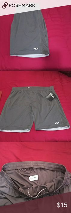 Fila shorts Fila performa dri shorts brand new with tags Fila Shorts Athletic