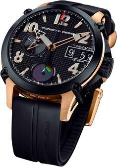 Limited Edition #Porsche Design Indicator Watch