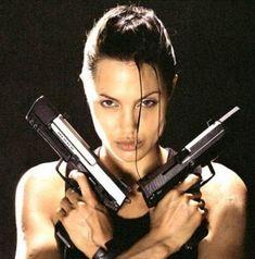 Angelina Jolie in 2003