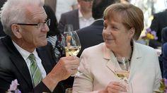 Nach der Bundestagswahl 2017: Kretschmann wirbt für Schwarz-Grün