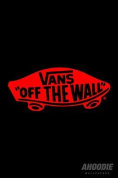 Vans off the wall♥ Cool Vans Wallpapers, Iphone Wallpaper Vans, Handy Wallpaper, Hype Wallpaper, Tumblr Wallpaper, Black Wallpaper, Screen Wallpaper, Wallpaper Backgrounds, Backgrounds