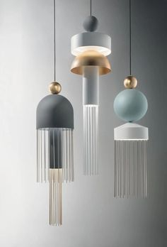 ZWEI Design | inspiration | These lamps are so amazing