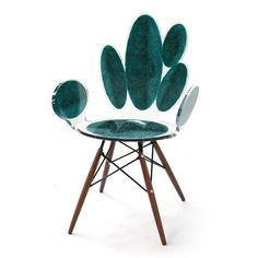 You'll fall in love with the soft, warm design of the love chair. Perfect for an office desk or at a dining room table, the love chair features a