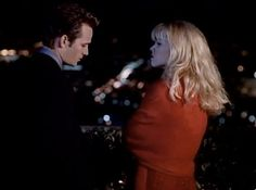 Season 3 Beverly Hills 90210. Kelly and Dylan.