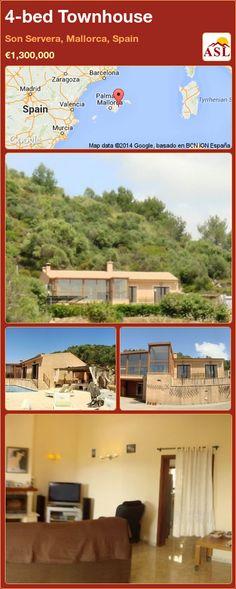 4-bed Townhouse in Son Servera, Mallorca, Spain ►€1,300,000 #PropertyForSaleInSpain