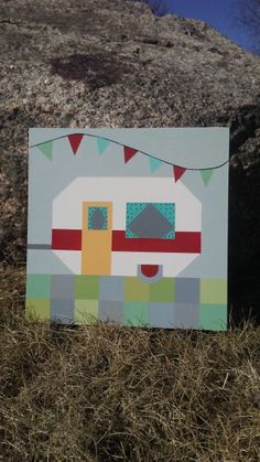 Morning Star Barn Quilts check out this barn quilt Quilt Square Patterns, Barn Quilt Patterns, Square Quilt, Paint Patterns, Block Patterns, Christmas Arts And Crafts, Arts And Crafts House, Easy Arts And Crafts, Barn Quilt Designs